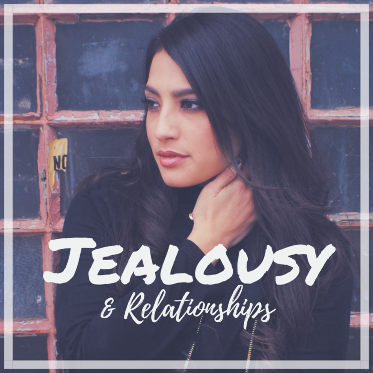 jealousy in dating relationships